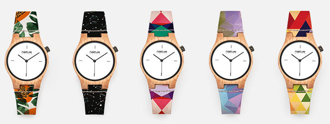 Naeture Watch - design line up