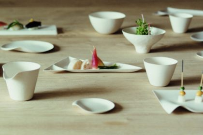 ハイセンス&高品質な紙皿「WASARA」