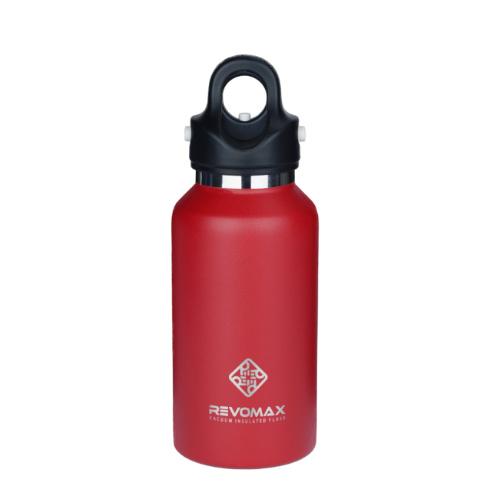 1秒で開閉できる快適/真空耐熱ボトル(12oz)