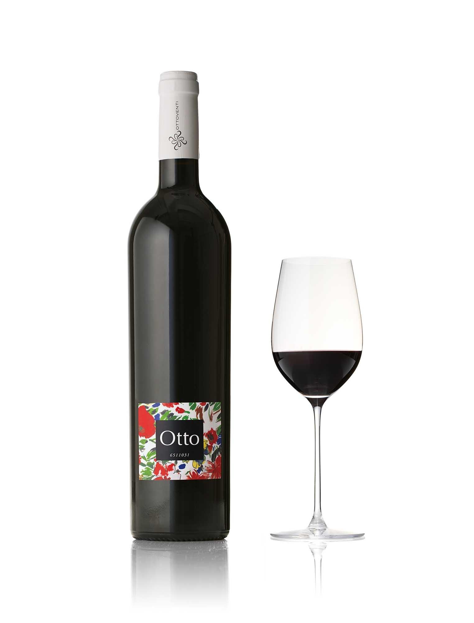 濃厚な深みがある赤ワイン