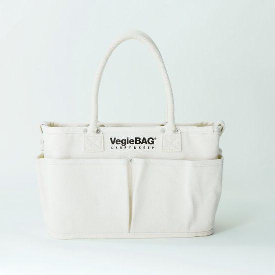 野菜をおしゃれに持ち運ぶ/ショッピングバッグ