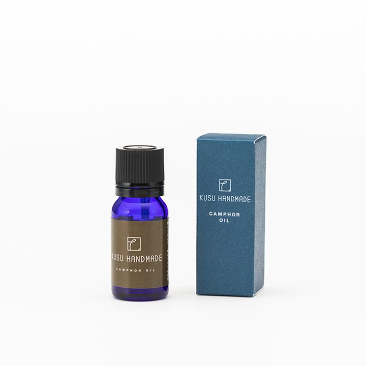 香りと効果を復活させるカンフルオイル