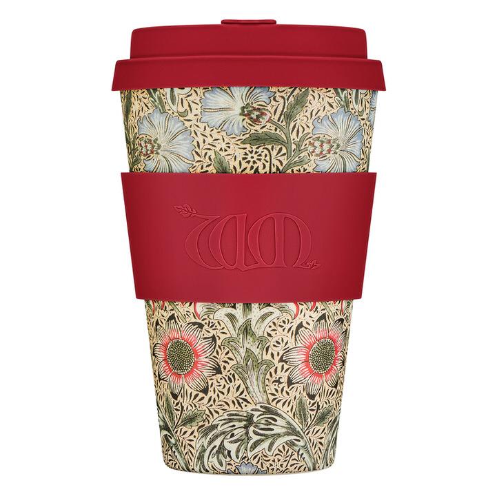 竹からできたコーヒーカップ