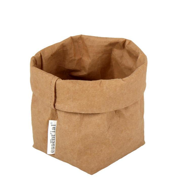 収納をおしゃれに見せるバッグ