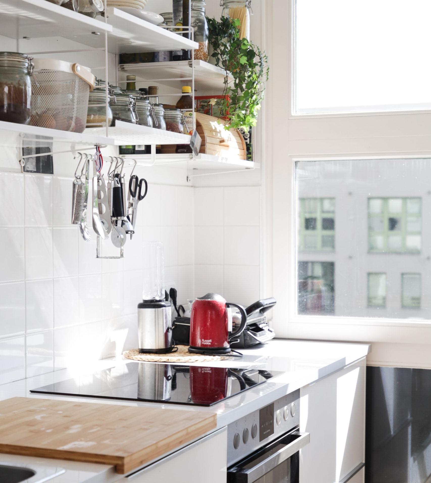 キッチンを清潔にするディッシュブラシ