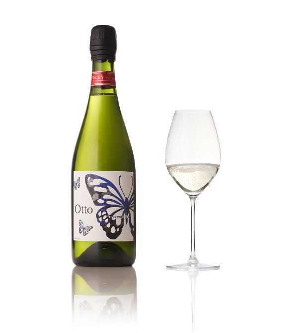 甲州ワインスパークリング〈バタフライ〉