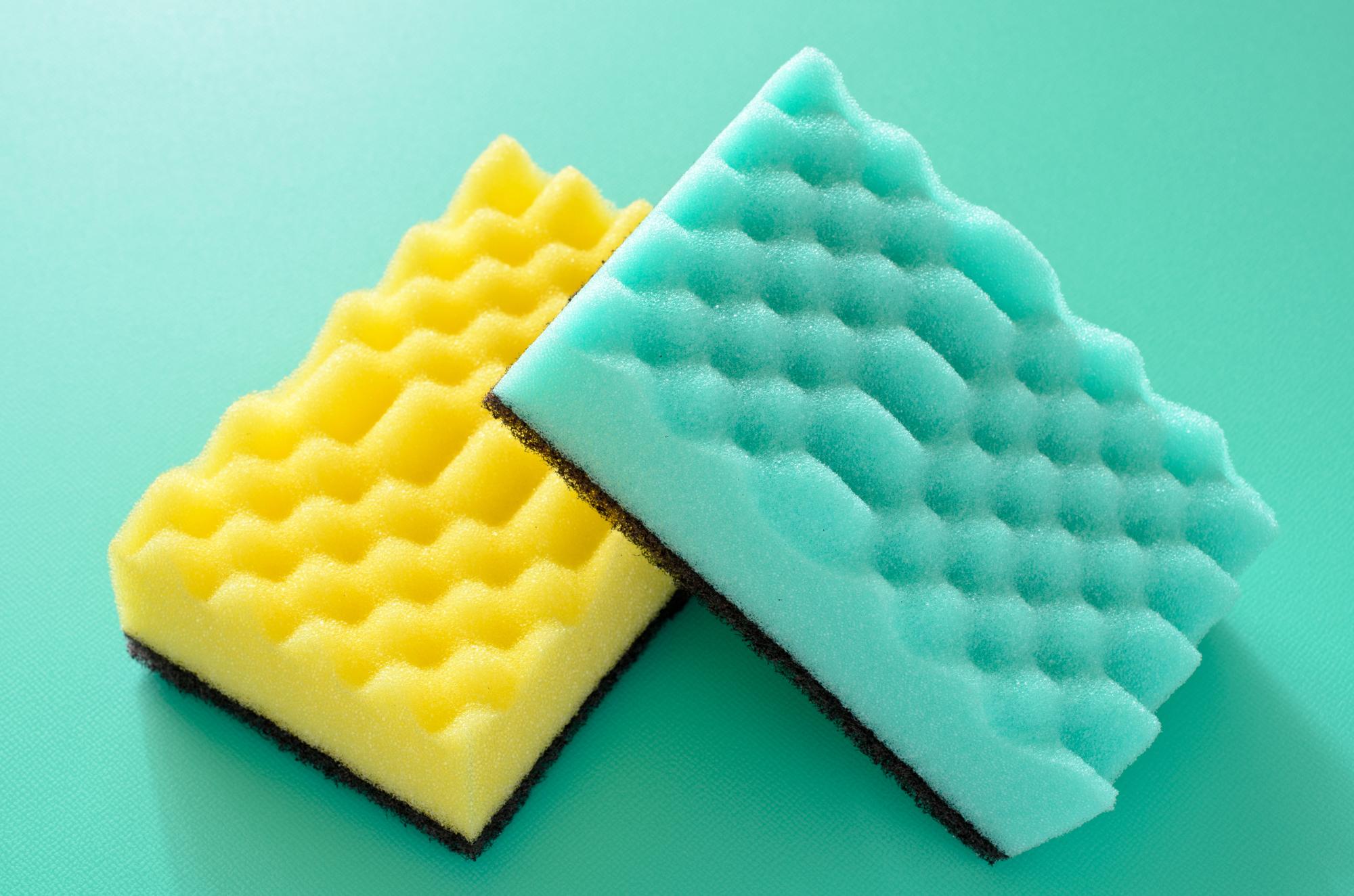 食器洗いスポンジを清潔に保つ方法