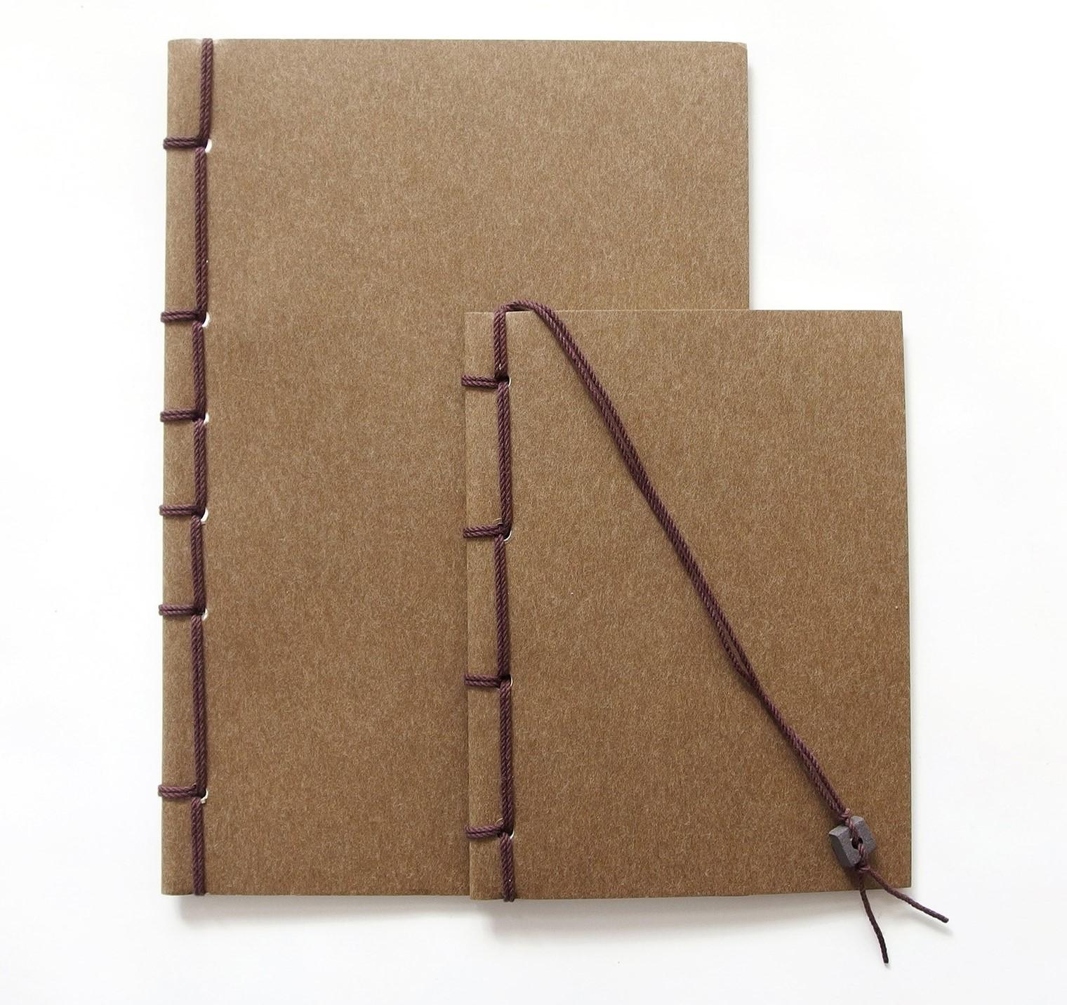 KAKURAのノートサイズはSとLの2種類