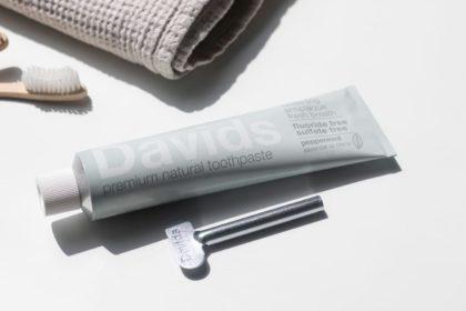 オーガニックDavids歯磨き粉