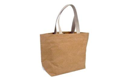 リサイクル素材のシンプルなトートバッグ