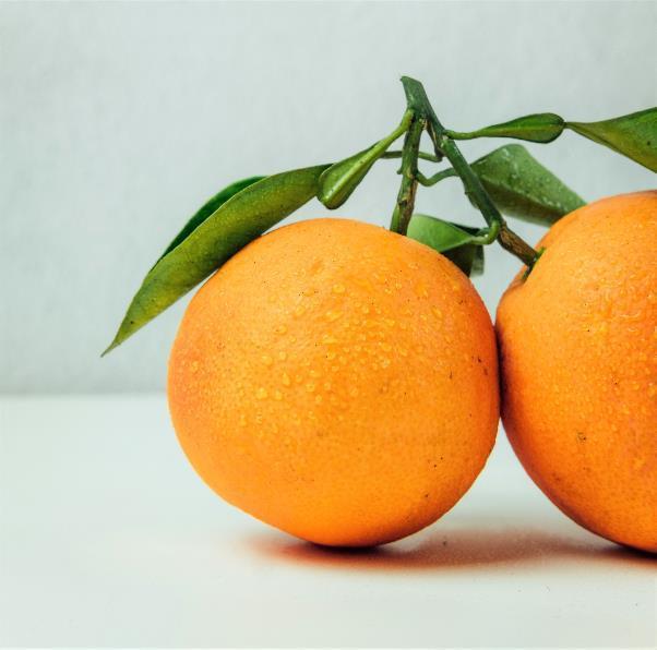 お肌を整えてくれるオレンジオイル