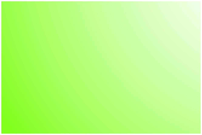 癒やしがほしいときは「緑」がオススメ