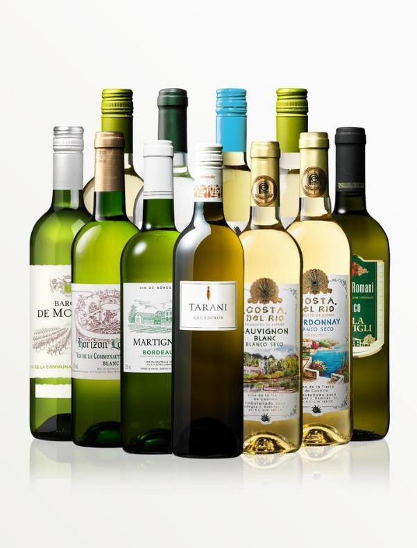 世界の白ワイン11本セット