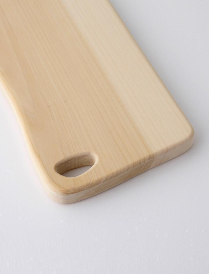 木のまな板は、使用前後のケアが大事
