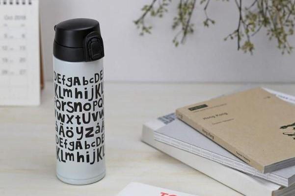 北欧デザインのかわいい水筒