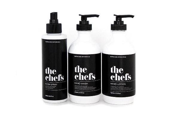 the chefsのハンドケアシリーズ