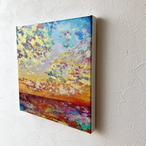 インテリア感覚の絵画