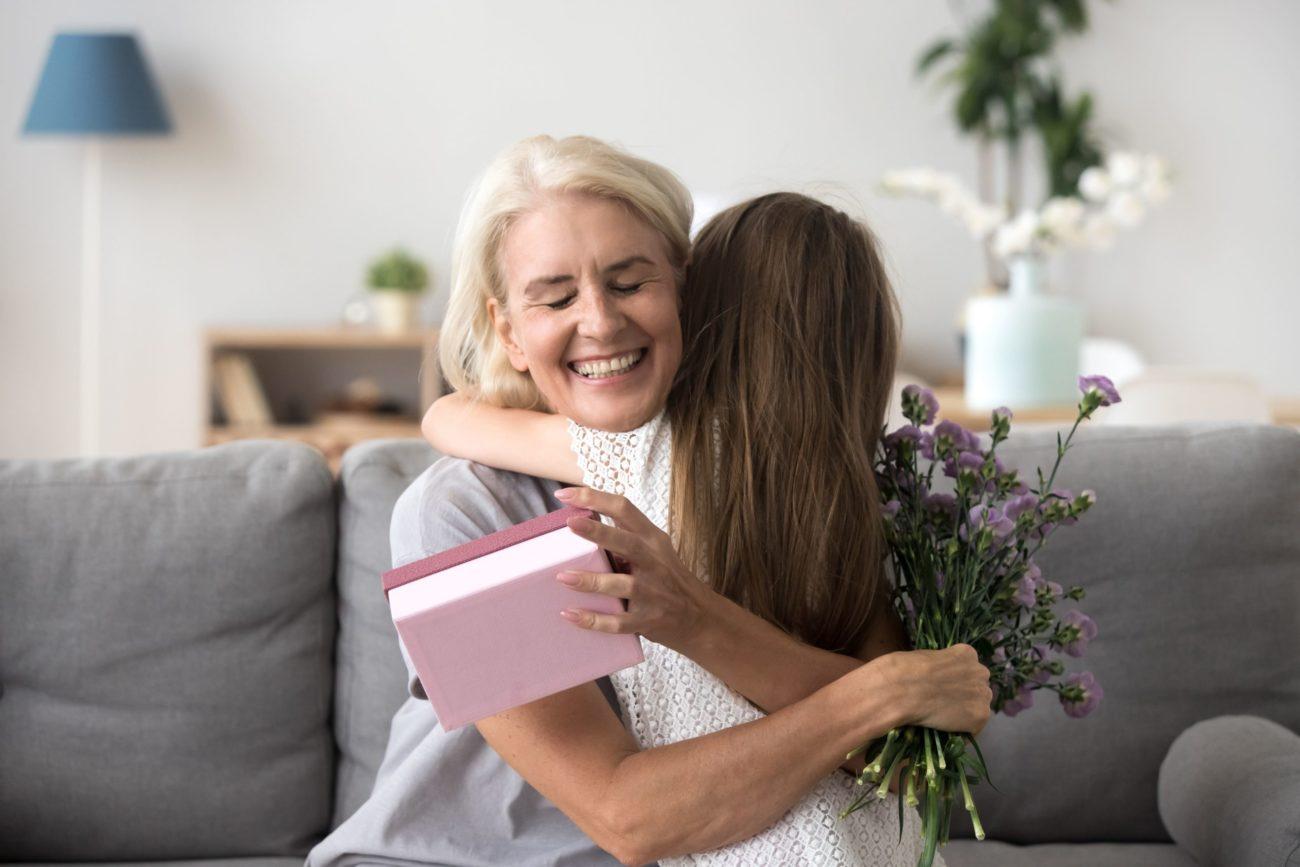 おじいちゃん、おばあちゃんへ贈り物をすることが一般的な祝い方