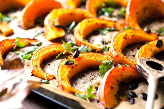 グリル野菜は、ホットプレートやオーブンで焼くだけ