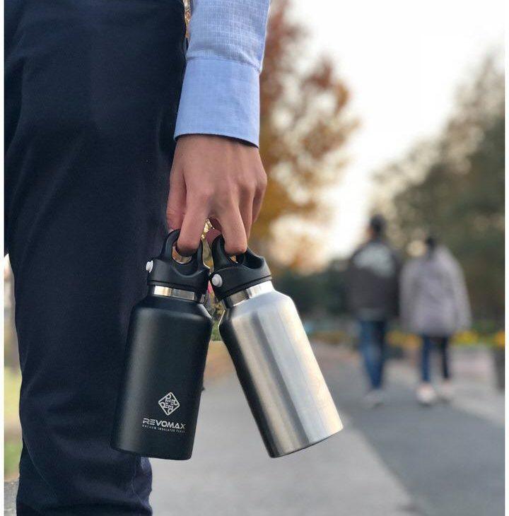 REVOMAX2はアメリカ発のおしゃれな真空耐熱ボトル
