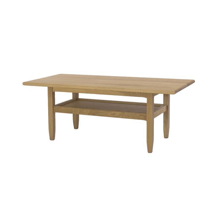 スタンド センターテーブルは、スクエアな形状のソファと相性の良いローテーブル