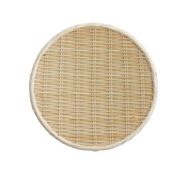 いろいろ使える竹素材のざる