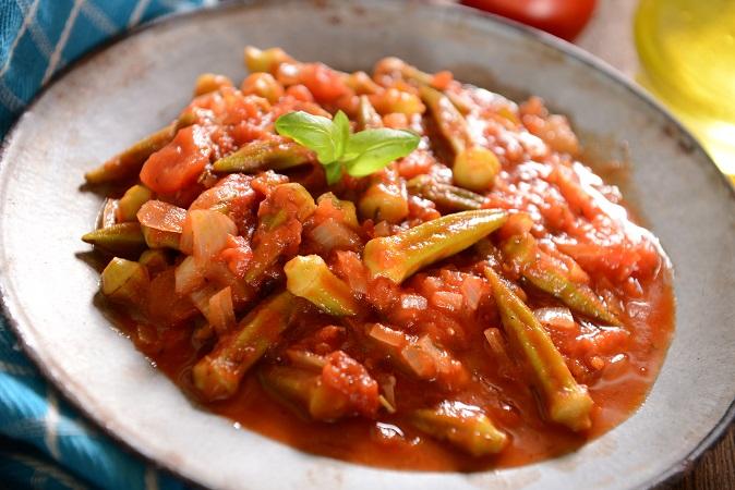 たっぷり野菜の健康的なお鍋