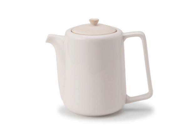 コーヒーカップと合わせて使いたいポットもあります。350ccで2人分のコーヒーを淹れるのにぴったり