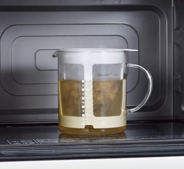 電子レンジで温めたり、食洗器で洗うのもOK、耐熱なので熱湯消毒も