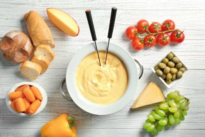 チーズフォンデュ 具材