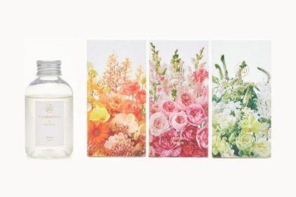 香りで選ぶお花の入浴剤