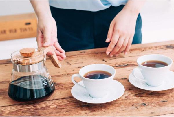 HARIOのアイテムを使うと、意外なほど簡単に本格派コーヒー