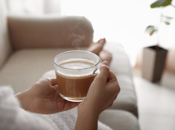 おうちでカフェを楽しむ
