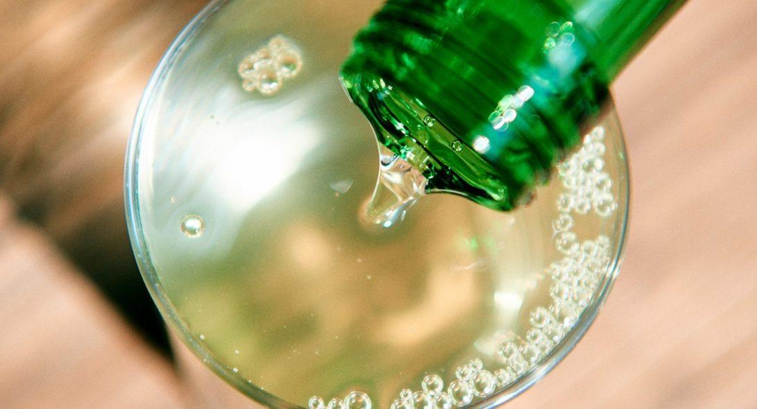 瀬戸酒造店おすすめの飲み方。新しい味わいの日本酒ハイボール