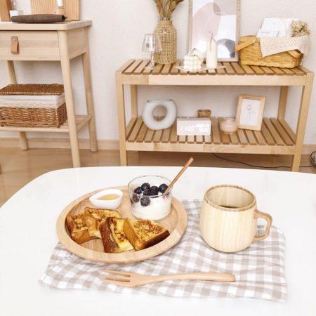 朝食で体を中から温める