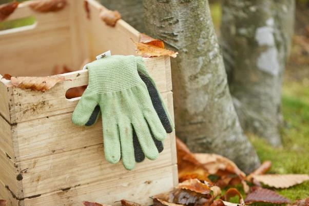つけ心地が気持ちいい。すべりにくい手袋