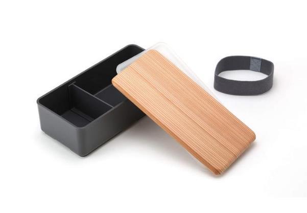 木蓋のお弁当箱