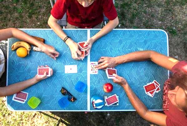 QUECHUA キャンプテーブル