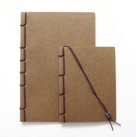 和綴じノート