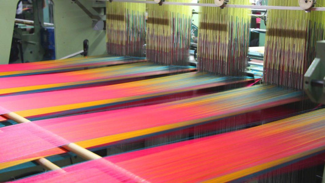 福井で70年以上続く帯の老舗メーカー「小杉織物株式会社」さんで製造