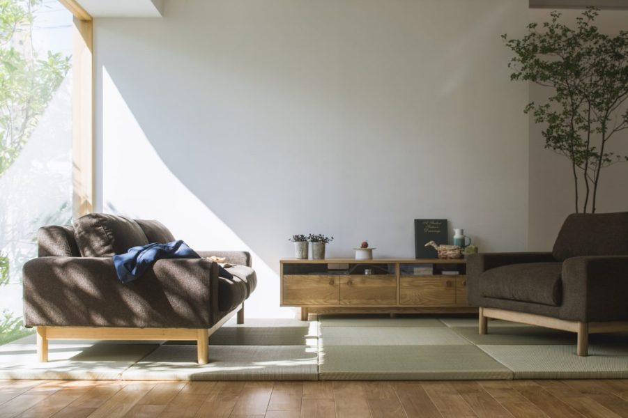 他の家具とテイストをそろえたソファを選ぶ