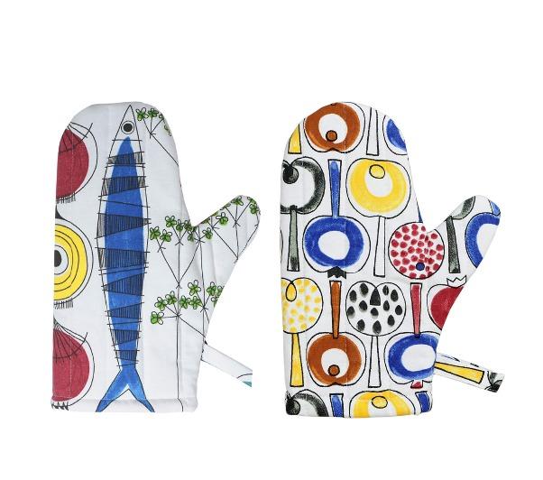 アルメダールスのミトンでキッチンに彩りを。可愛いデザインで気分も上がる