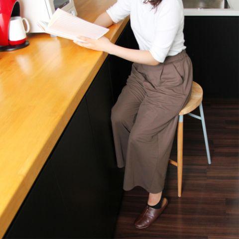 キッチンカウンターにぴったり