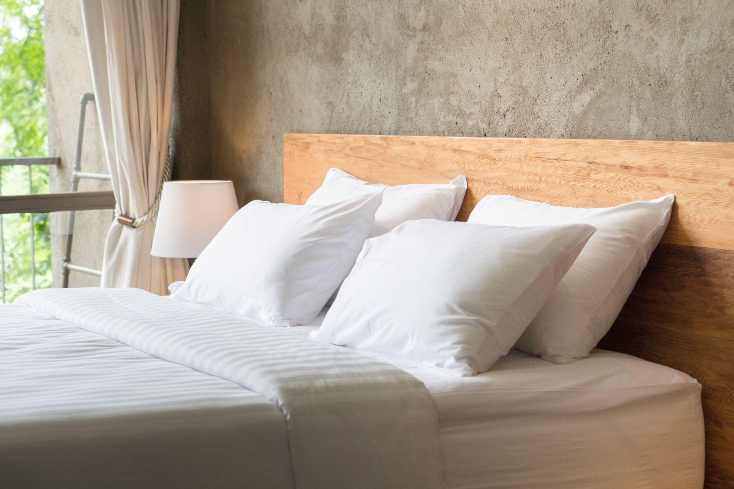 枕を清潔に保つために