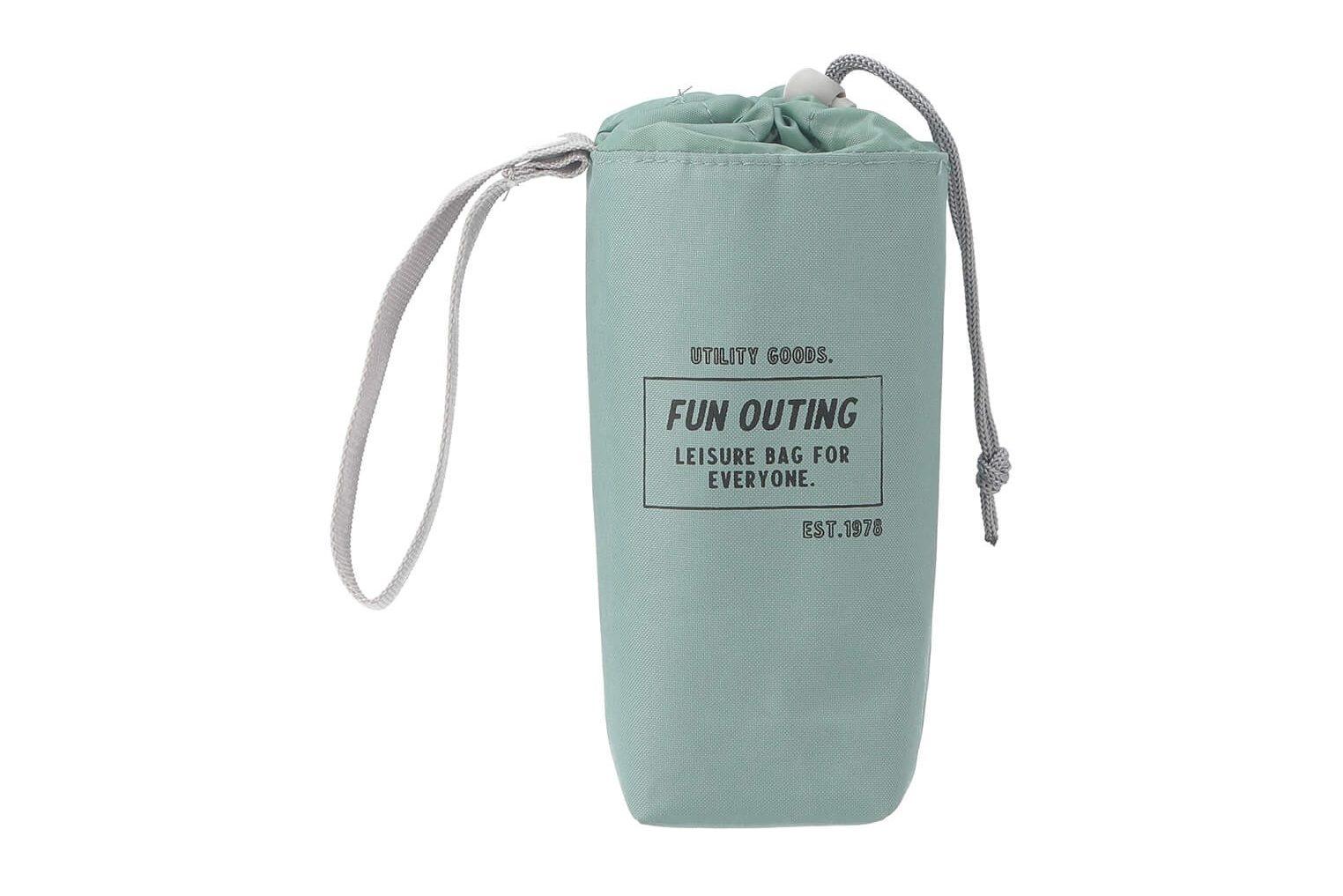 500mlまでのマグボトルやペットボトルの持ち運びに便利なケース