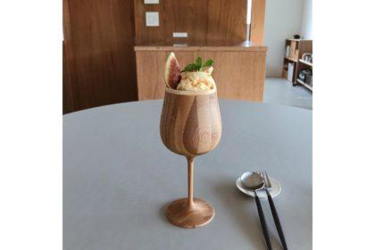 RIVERETの竹のグラスカップ