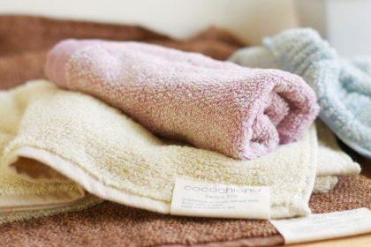 洗うほどふんわりする吸水性のあるタオル