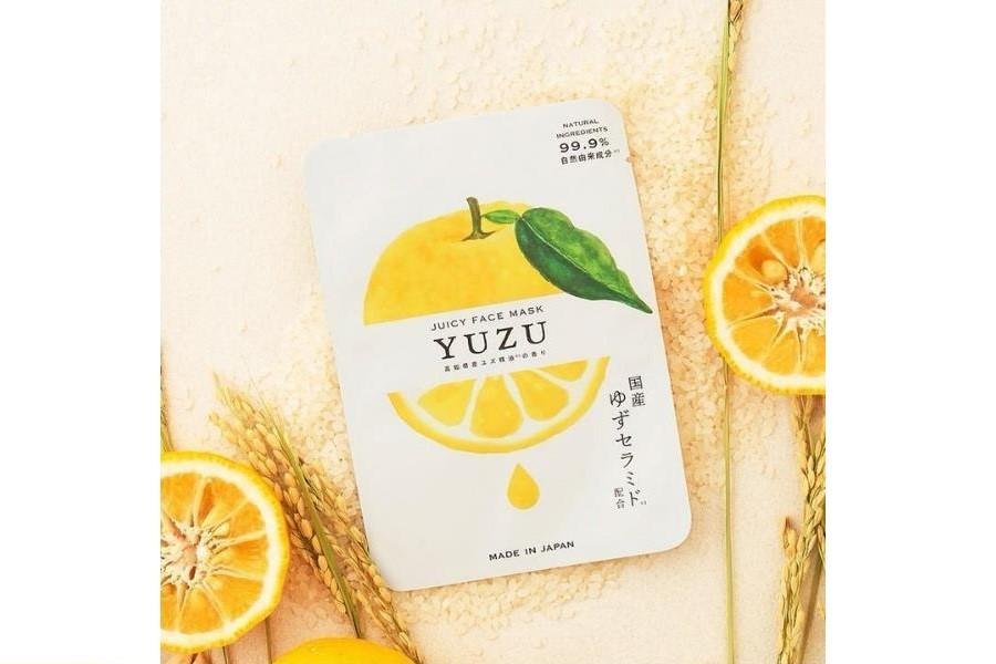 柚子の香りに包まれてリフレッシュ