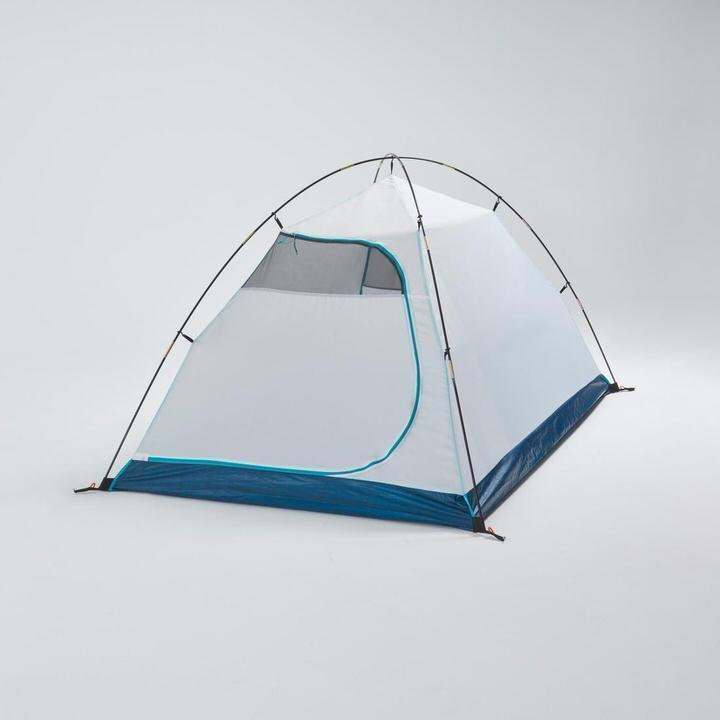 簡単に設営できるテント