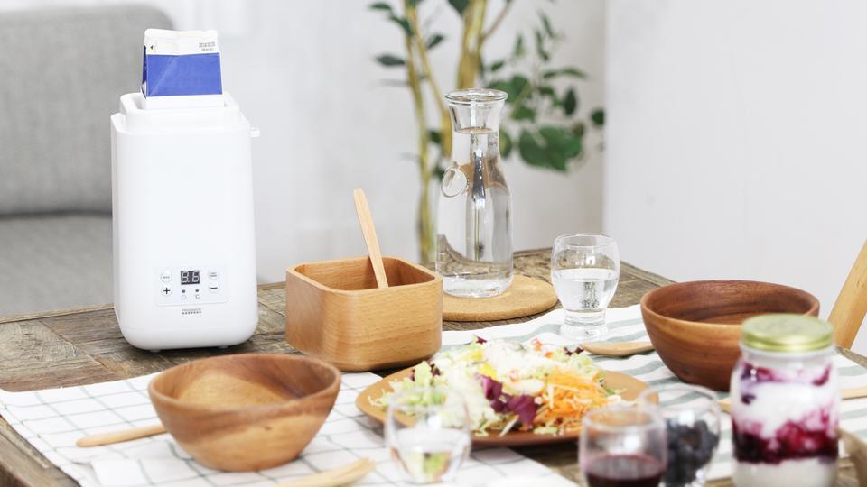 発酵食品をおうちで手づくり!発酵グルメポット 楽しく使えるレシピブック付